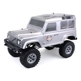 HSP 136100 Racing Cruiser 1/10 RC Car ضد للماء Electric 4WD Off Road Rock High Speed ​​Hobby Crawler