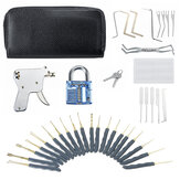 Unlocking Lock Picks Set Key Extractor Tool Locksmith Practice Padlock Skill Transparent