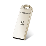 TECLAST CoolFlash CX2.0 Pendrive USB2.0 Flash Drive Metal USB Drive 8G 16G 32G 64G Waterproof Thumbdisk
