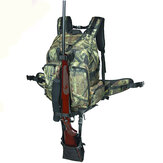 MY DAYS Camouflage Tactical Hunting Gun Bag Plecak Airsoft Paintball Shotgun Daypack
