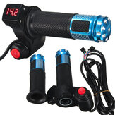 DC 12V-84V LED Digital Speed Control Handlebar For Electric Motorcycle Scooter