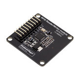 3.3V/5V Compact RFID Reader Writer and NFC Module RobotDyn for Arduino - products that work with official Arduino boards