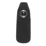 HD 1080P 130° Wide Angle Movement Detection Voice Recording Mini Portable Camcorder Rechargeable Security Camera