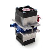 نظام التبريد الكهروحراري بلتيير لأشباه الموصلات + مجموعة المروحة