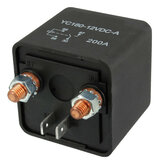 High Power Car Relay 12V 24V 200A for Large Motor Vehicle Refit Modification