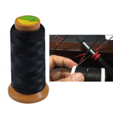 300Meter Dacron 210D / 3 BowstringsサービングジグツールArchery Bow String Serving Thread Rope Protector