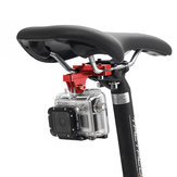 PULUZ Outdoor Bicycle Racing Cycle Bike Seat braçadeira Suporte Mount Holder para Gopro Xiaoyi Yi