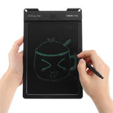 Portable 9inch LCD Writing Tablet Rewritable Pad Artwork Draft APP Painting Edit