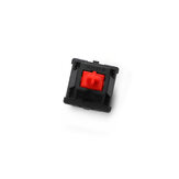 70 / 110PCS Pack 3Pin Cherry MX Red Switch para Mecânico Gaming Keyboard