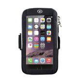 TS805 Bezdrátová dotekový displej Sportovní rameno taška na telefonní sáček