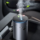 Baseus 75ml Umidificatore Purificatore USB Essenziale Olio Aroma Diffusore Fogger Foschia Maker con LED Notte lampada per Car Office Home