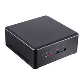 T-Bao TBOOK MN22 Mini PC AMD Ryzen 3 2200U 8GB DDR4 256GB M.2 NVME SSD Computadora de escritorio Dual Core Radeon Vega 3 Graphics 2.5GHz a 3.4GHz DP HD 4K Dual WiFi