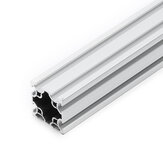 Machifit 4040 Double T-Slot Aluminum Extrusion 40x40mm Aluminum Profile Extrusion Frame Based on 2020 For CNC