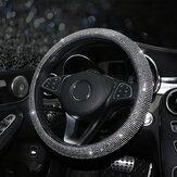 Decoração de acessórios interiores para automóveis de luxo universal faísca de diamante brilhante