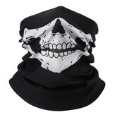 10Pcs Skull Face Mask Cap Multi Purpose Head Wear Hat Scarf