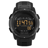 NORTH EDGE Mars Alarm Pedometer Countdown Sport Watch 50M Waterproof FSTN Screen Digital Watch