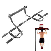 Adjustable Indoor Door Horizontal Bar Wall Pull Up Bar Wall Muscle Training Home Fitness Equioment