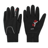 Luvas de motocicleta Winter Warm Waterproof Windproof Protective Gloves para BOODUN