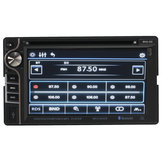 6.2 inch Car CD DVD Player Radio MP3 Stereo Touch Screen in Dash with bluetooth Function