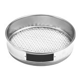 4/5/6 Mesh 4.75-0.15mm Aperture Lab Standard Test Sieve Stainless Steel Dia 20cm
