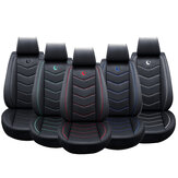 Universal Car Front Seat Cover Chair Cushion Pad Mat Protector W/ Headrest Cover