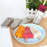 KCASA KC-ICE18 1Pcs DIY Мороженое Поп-пресс для плесени Lolly Mold Нержавеющая сталь Ice Cube Лоток Pan