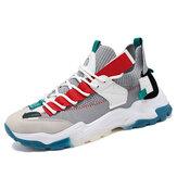 Hommes Sneaker Absorption des chocs respirant ultra-léger chaussures de basket-ball en plein air Jogging chaussures de course
