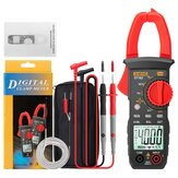 ANENG ST182 Digital Clamp Meter DC/AC Voltage Tester Clamp Multimeter Hz Capacitance NCV Ohm Test