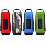 Outdoor Radio Dynamo Survival Solar Self Powered AM FM NOAA Weather Radio Telefone Power Bank