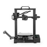 Creality 3D® CR-6 SE Kit d'imprimante 3D DIY sans nivellement 235 * 235 * 250mm Taille d'impression Capteur de filament photoélectrique Reprendre l'impression avec conception de buse modulaire / Plate-forme d'impression en verre de carbo