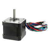Anet® 42mm LinearHybrid Two Phase 1.8° 0.4NM Stepper Motor For 3D Printer