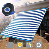 Sunshade Net 6 Pin Edge Punching Encryption Insulation Balcony Sunscreen Meaty Garden Car Home