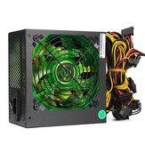 700W 12CM silencieux LED ventilateur PC alimentation ATX ordinateur PSU SATA ATX PCI 24 broches