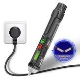 Original              ANENG VC1010+ Digital Voltage Detector Meter Intelligent Non-contact Pen Alarm AC Test Pen Sensor Tester for Electrician Tools