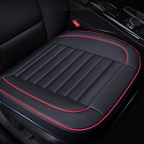 Front Back Car Seat Cover PU Leather Breathable Fit for Most Car