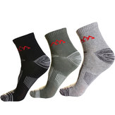 Mens Outdooors Wicking séchage rapide Respirant Thin Summer Professional Sport Socks