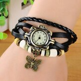 Women Casual Vintage Butterfly Quartz Watch