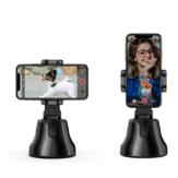Support de téléphone de caméra de prise de vue intelligente suivi automatique du visage Intelligent cardan suivi d'objet Selfie bâton de rotation à 360 degrés stabilisateur de téléphone