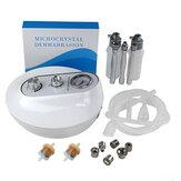 3 in 1 Diamond Microdermabrasion Dermabrasion Machine Περιποίηση προσώπου απορροφημένη σπυράκια Αναζωογόνηση δέρματος