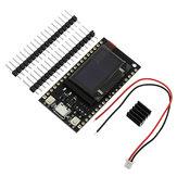 TTGO 16M bayt (128M Bit) Pro ESP32 OLED V2.0 Ekran Arduino için WiFi + bluetooth ESP-32 Modülü LILYGO - resmi Arduino panolarıyla çalışan ürünler