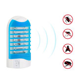 Loskii HA-20 5th Uppgraderad Elektronisk Plug In Bug Zapper Pest Killer Insect Trap Myggdämpare Lampa