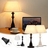 Table Lamp Bedside Lamp Nordic Mini LED Desk Lamp for Bedroom Living Room Baby Room Decor