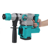 2-IN-1 Cordless Brushless Electric Hammer Impact Drill For Makita 18V Battery