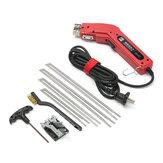 250W 220V Nordstrand Pro Cuchillo de espuma de espuma de poliestireno eléctrica caliente cortador herramienta con Cuchillas accesorios