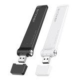 BlitzWolf® BW-NET4 Kablosuz Harici 300Mbps USB WiFi Tekrarlayıcı Taşınabilir WiFi Sinyali Amplifikatör Genişletici 2 ADET