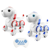 MoFun 2.4G Remote Programming Touch Sensing Robotic Puppy Robot Toy