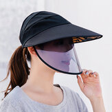 Zdejmowana maska unisex zapobiegająca zaparowaniu zapewniająca pełną ochronę przeciwsłoneczną