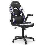 BlitzWolf® BW-GC4 Gaming Chair Racing Style with Camouflage/PU/Mesh Material Reversible Armrest Widened Seat and High Back Design for Home Office