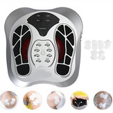 Multifunction Electric Foot Leg Massager Machine Circulation Therapy Heater SPA Relaxing Muscle Pulse Massager