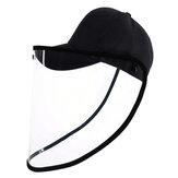 PULUZ PU463 Protective Hut Gesichtsschutzschutzmaske Winddicht Staubdicht Antischaum Abnehmbar